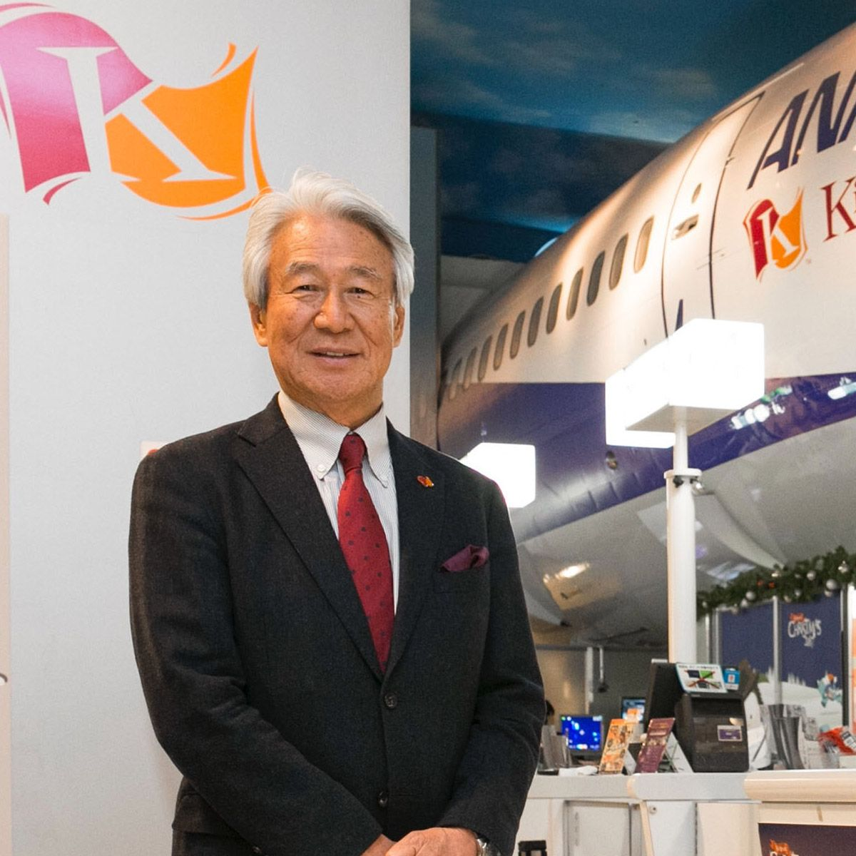 KCJ GROUP 株式会社 代表取締役社長兼CEO 住谷栄之資氏