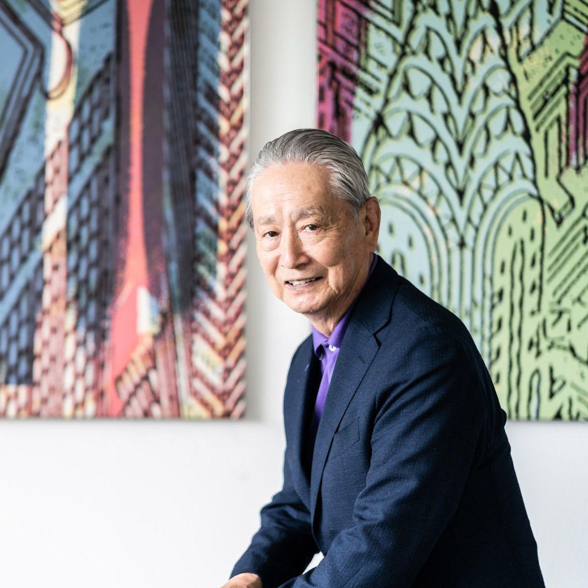 クオンタムリープ株式会社 代表取締役 ファウンダー&CEO 出井伸之氏