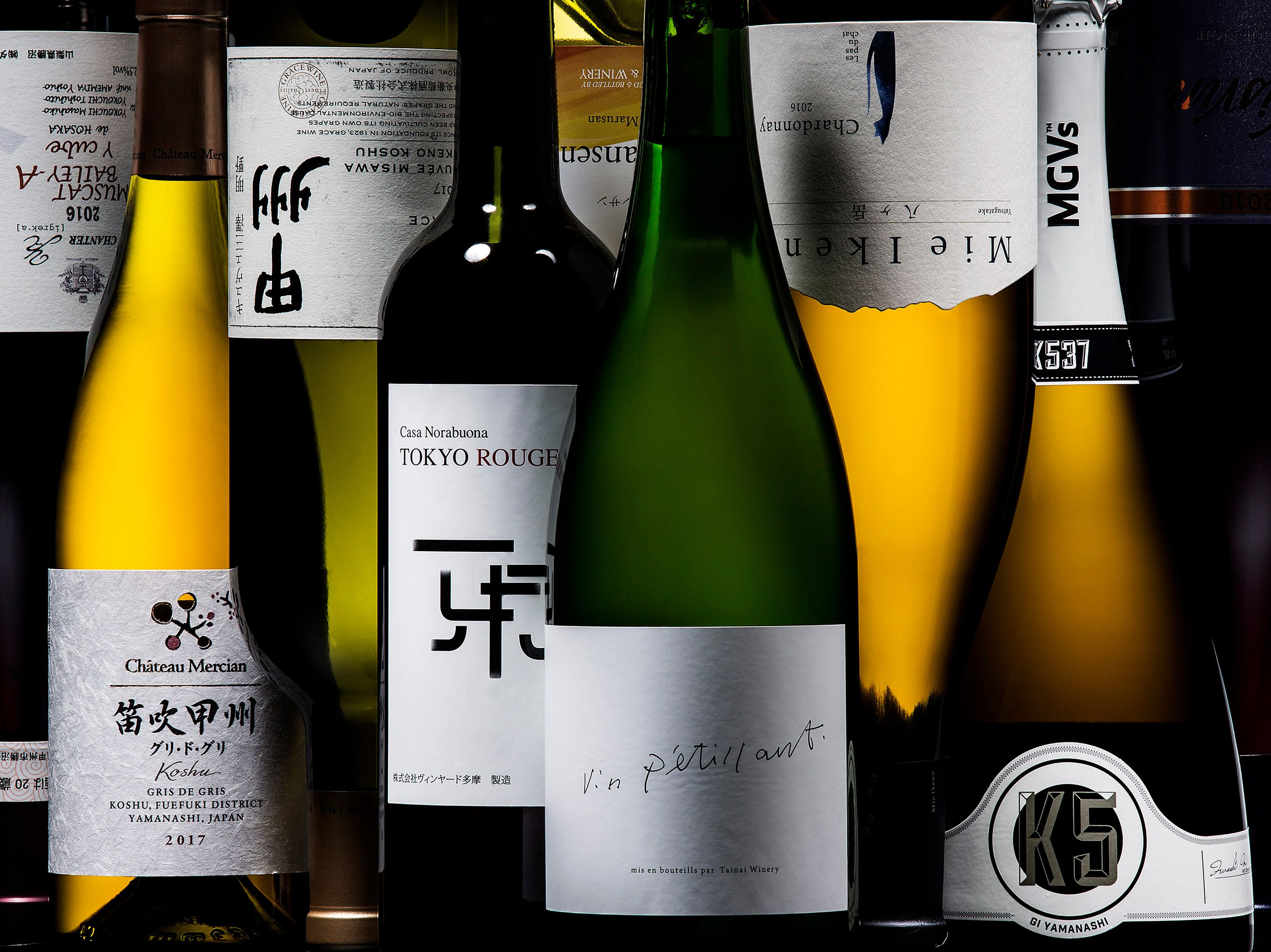 A Japanese Wine: A Must-Know Brand Today.