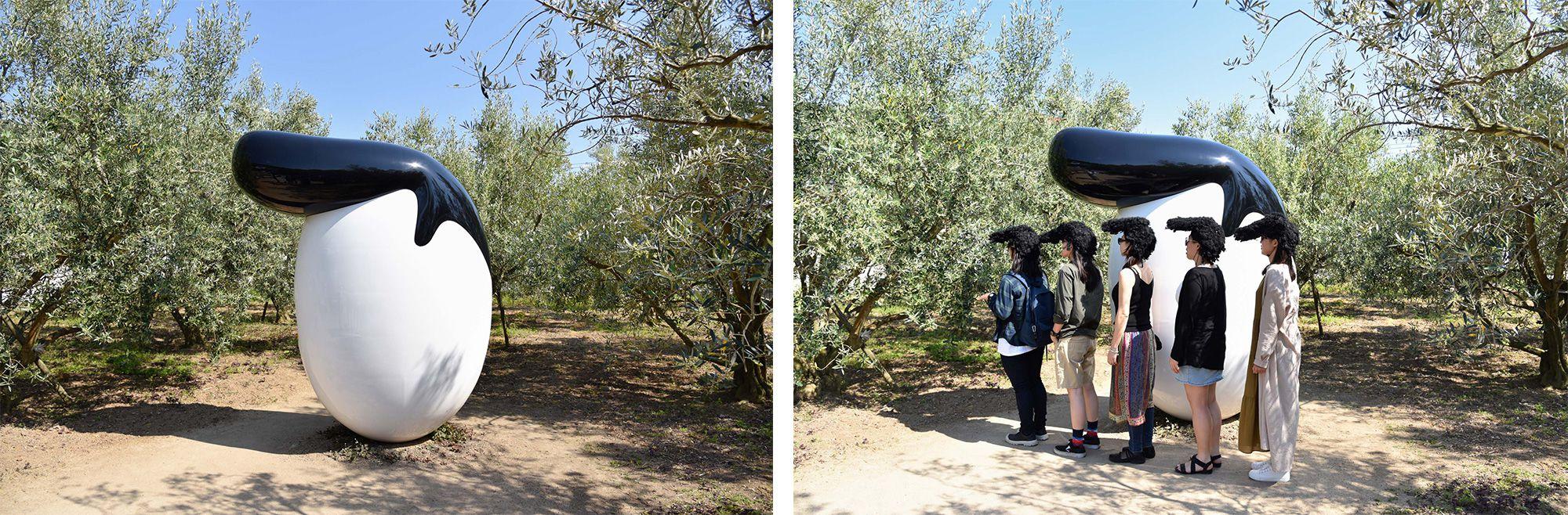 「橄榄的大背头」清水久和(日本)