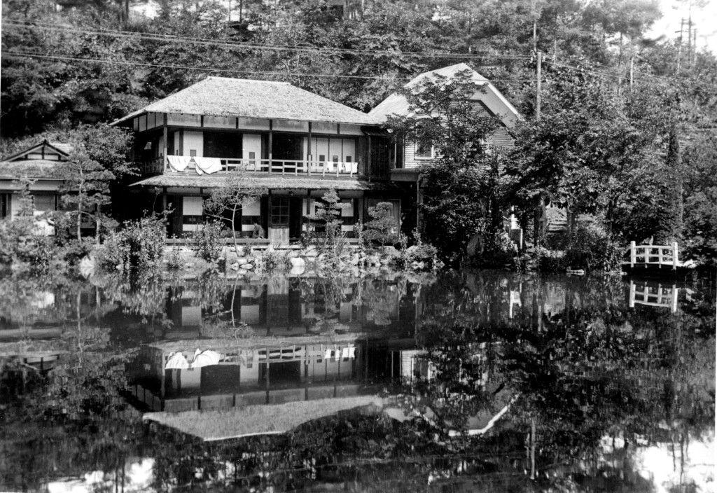 かつての星野温泉旅館