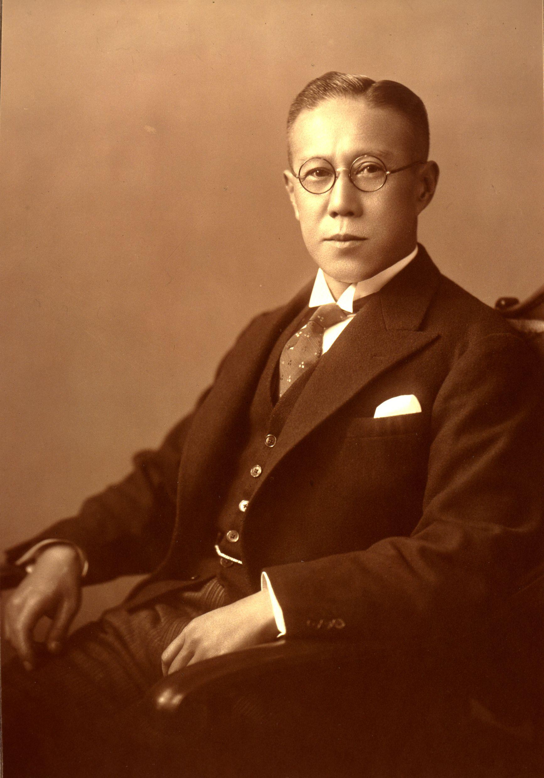 趣味人として知られる大倉だが、横山大観をはじめとする日本画家やオペラ歌手など多くの才能を支援し続けていたことも有名な話だ。