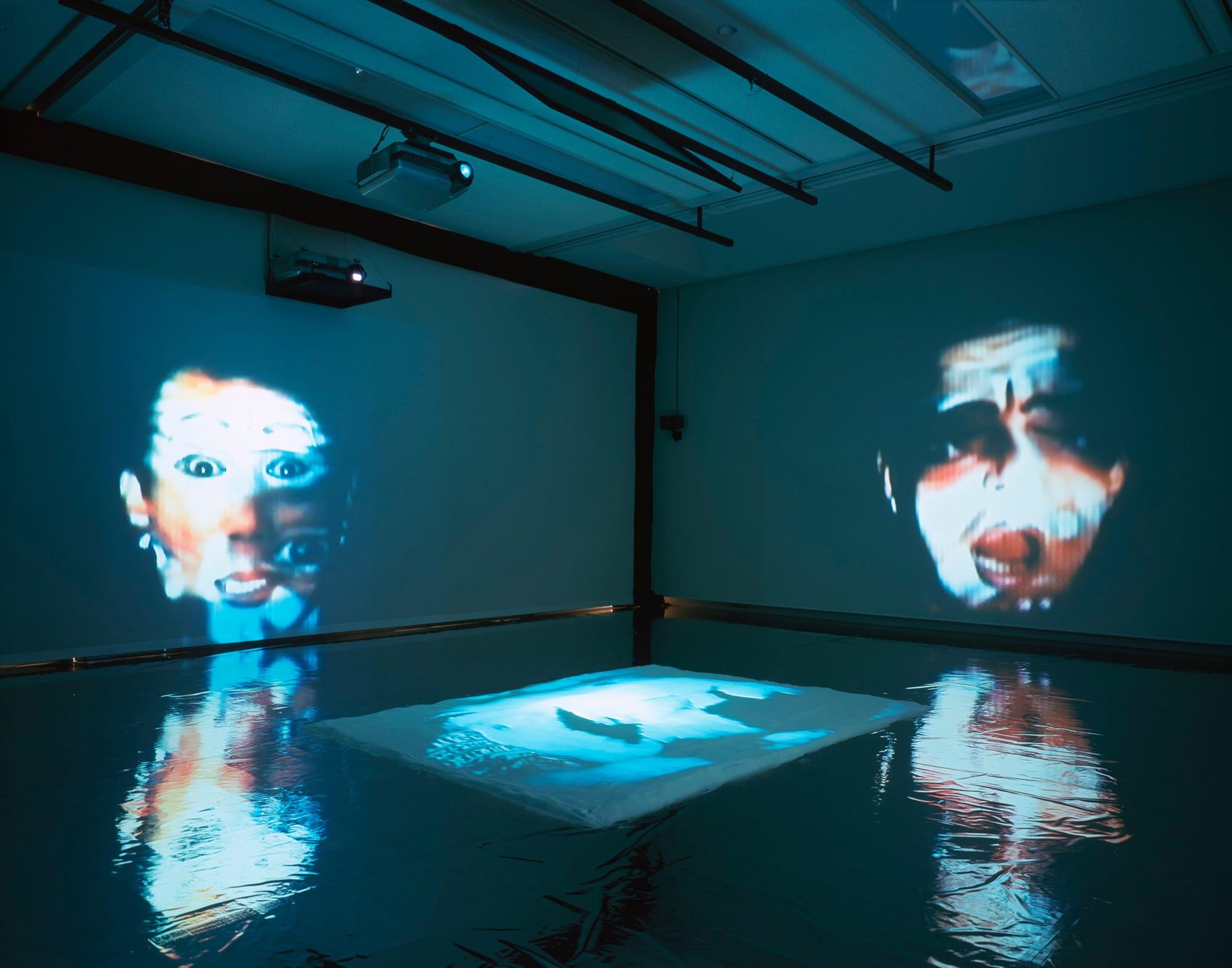 ナリニ・マラニ《ハムレットマシン》1999-2000、福岡アジア美術館蔵