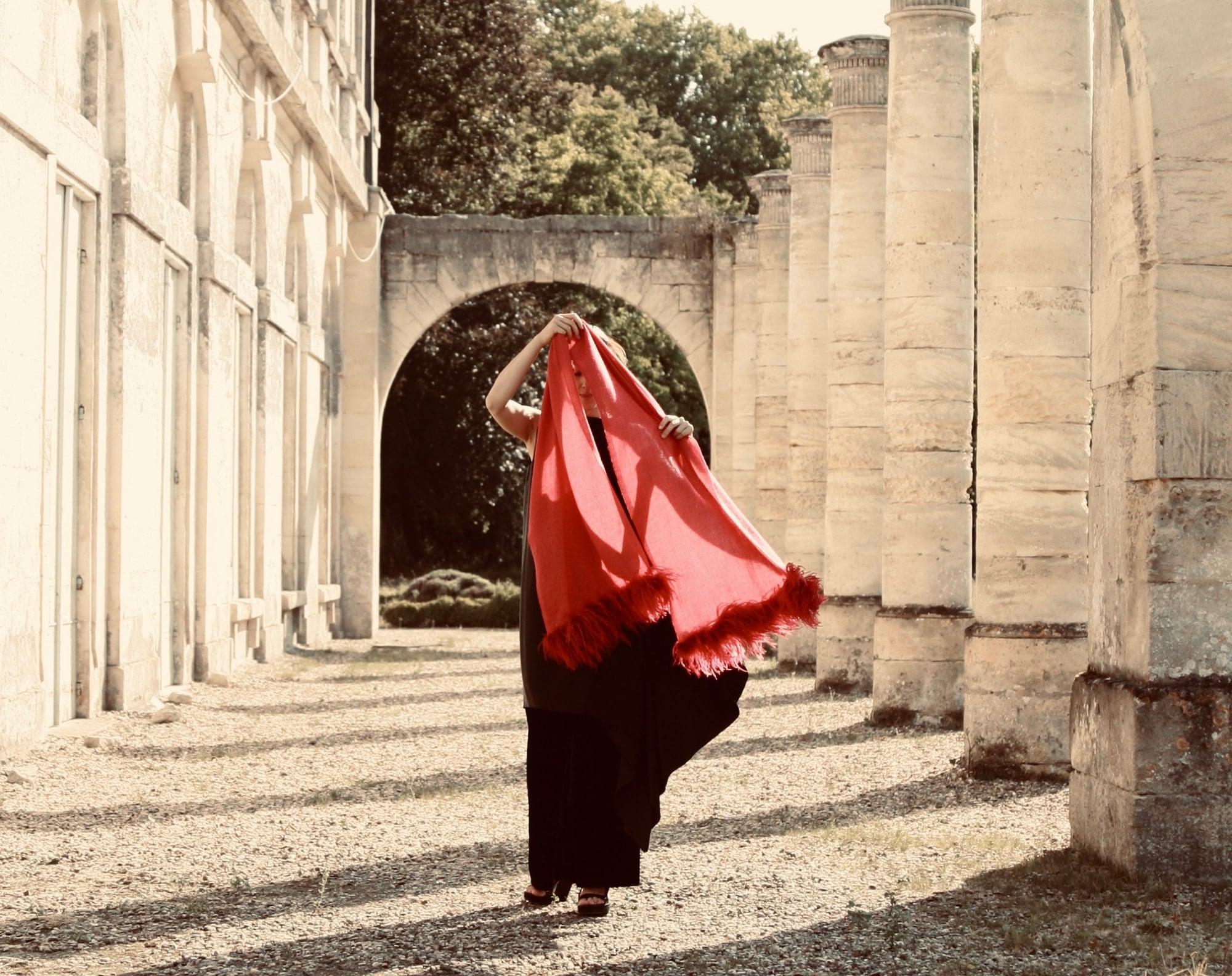 ボルドー時代の一枚。自然と文化が調和した独自の美しい環境から、多くの影響を受け、VINITIQUE が生まれた。