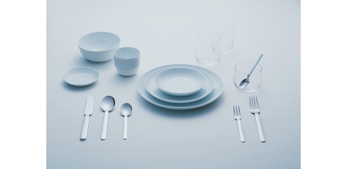 日本とデンマークが融合されたスタイルを持つテーブルウェア 「HIBITO」