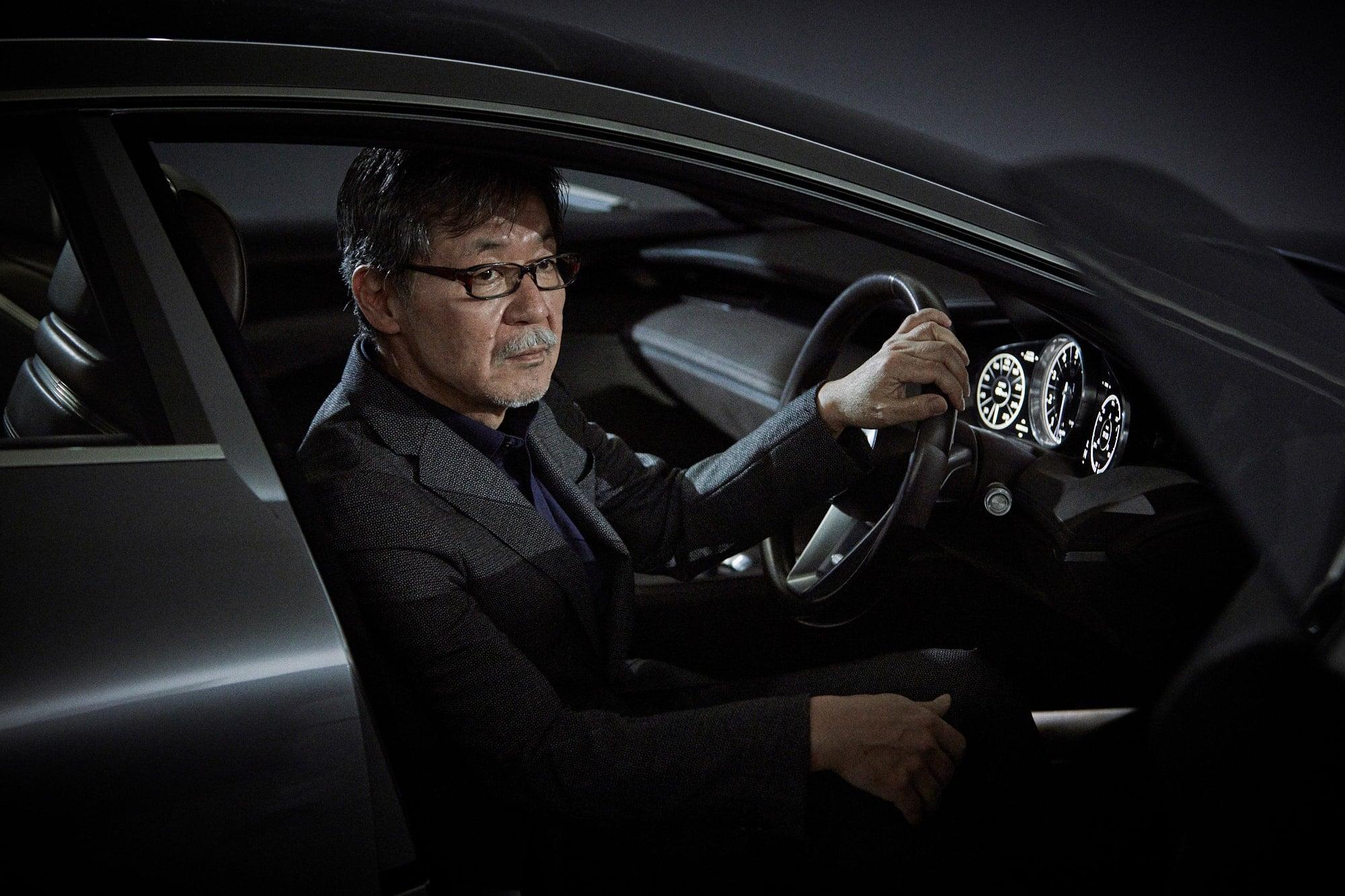 2020年、創立100周年を迎えるマツダ。「100年をひとつのメルクマールだと考えています。次の100年に向けて提案できることはなにか。デザインで応えていきたい」。休日にはレースに参加することも多い前田。オンもオフも、車の魅力を追い続ける。