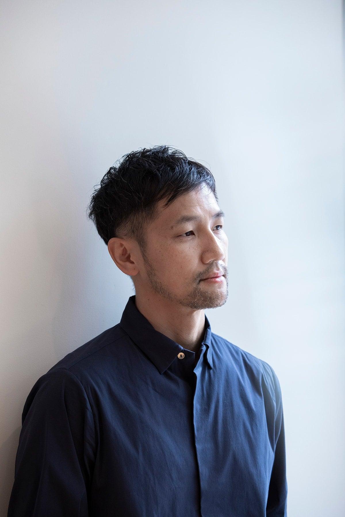 柳原照弘  Teruhiro Yanagihara