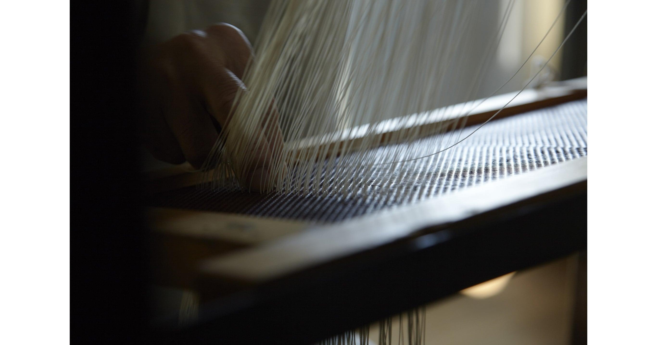 京都の老舗が世界のハイエンド・マーケットを手中に。西陣織「細尾」の挑戦