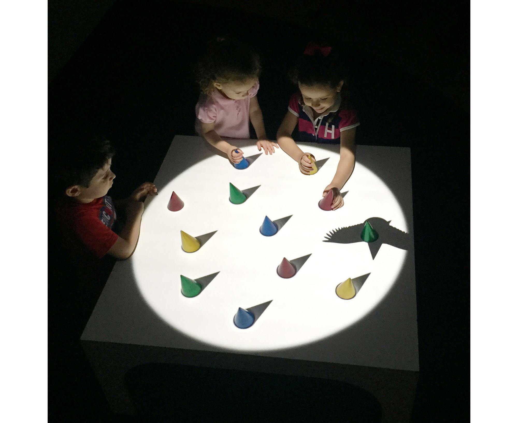 『KAGE』 近森基 第1回デジタルアート(インタラクティブ)部門 大賞受賞作品  (C)Plaplax