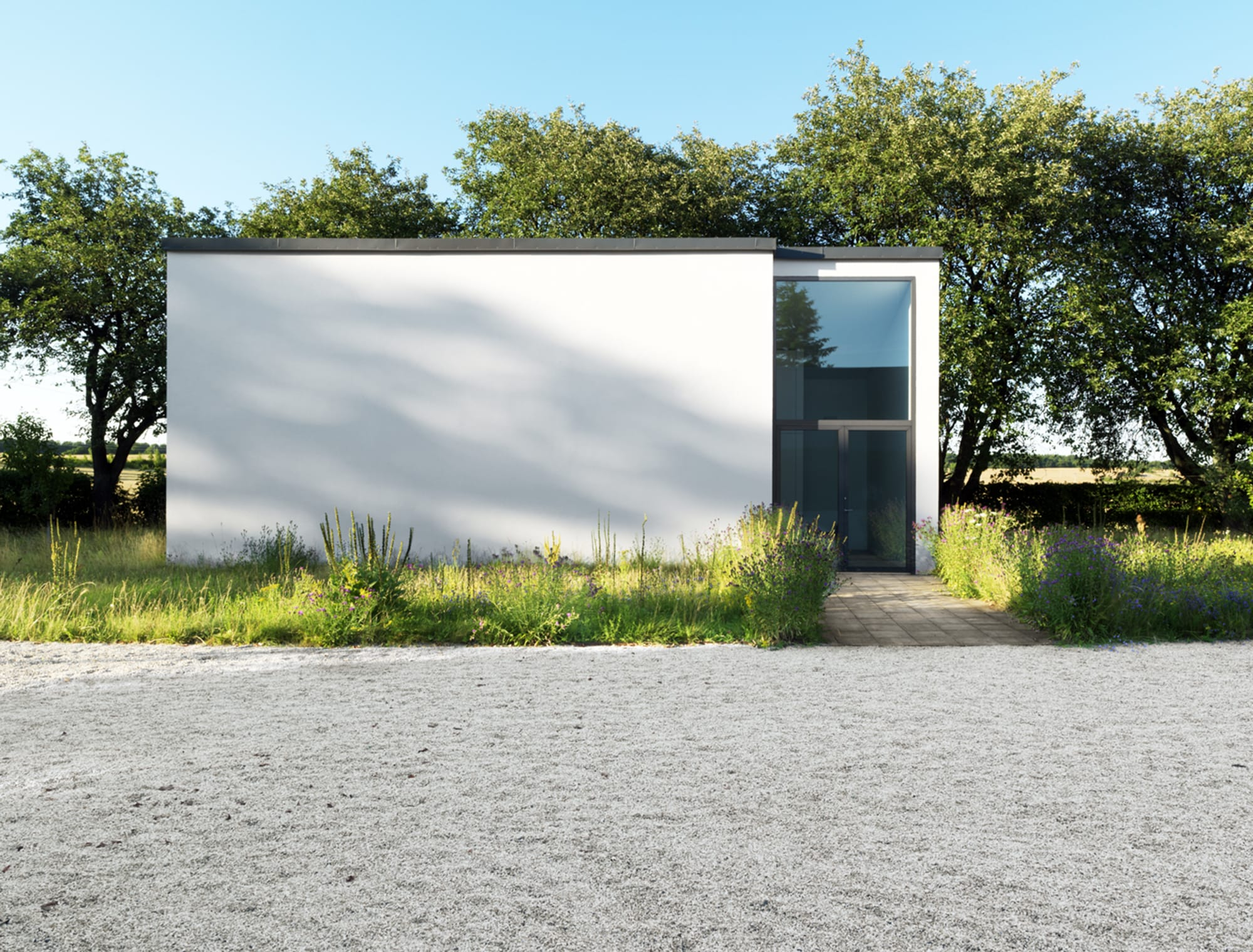 クラーソン・コイヴィスト・ルーネが手がけた南スウェーデンの工房。