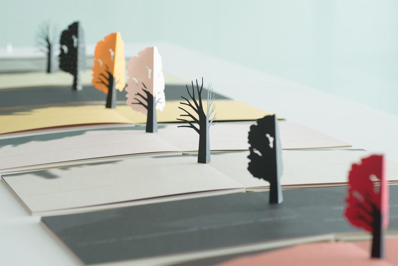 『Little Tree』 ワンストローク 2008年