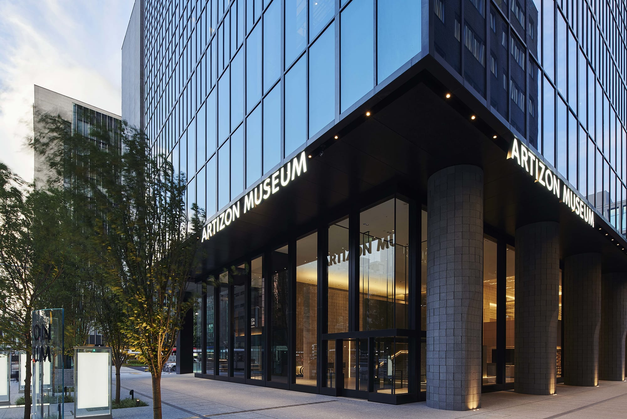 「アーティゾン美術館」は、ミュージアムタワー京橋の4階から6階の3フロアにあり、最新の照明や空調設備を備えている。