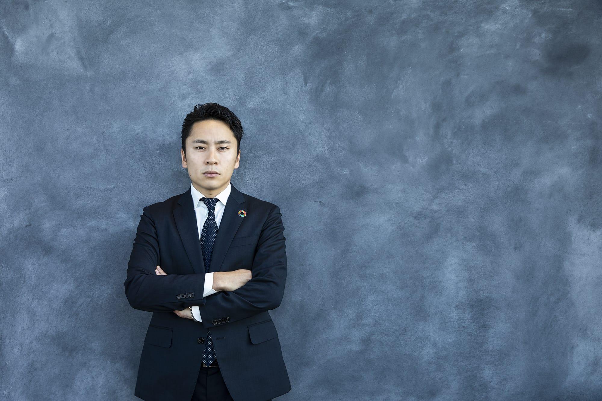 日本スポーツ協会(JSPO)と日本オリンピック委員会(JOC)が入る、昨年完成したJAPAN SPORT OLYMPIC SQUARE(ジャパン・スポーツ・オリンピック・スクエア)内にて。