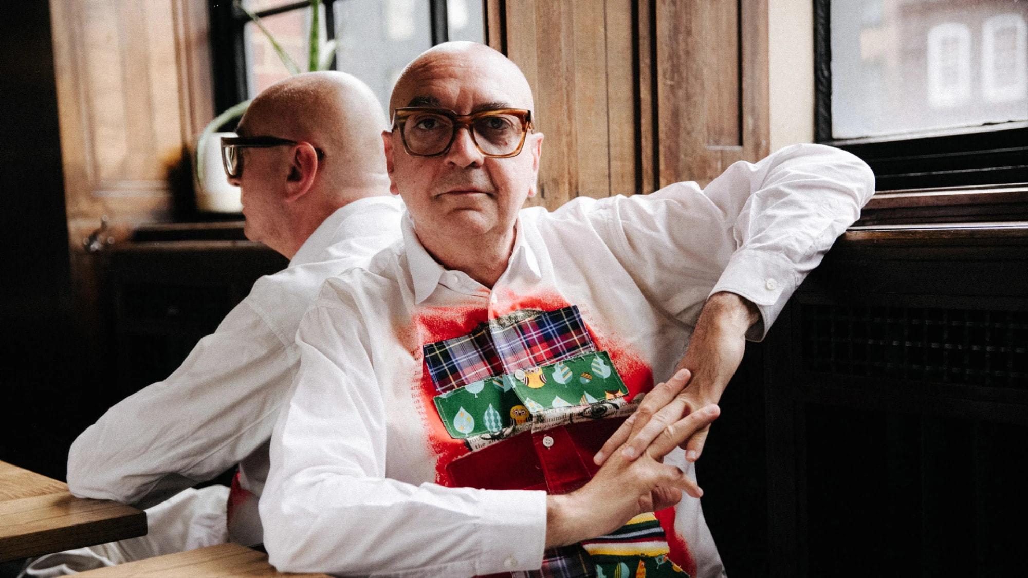 「ジェリーナズ」の最高責任者を務める、フードライターのアンドレア・ペトリーニ(Andrea Petrini)。「世界のベストレストラン50(The World's  50  Best  Restaurants)」のフランス支部会長を長年務め、昨年は「ワールド・レストラン・アワーズ(The World Restaurant Awards)」を創設した人物でもある。