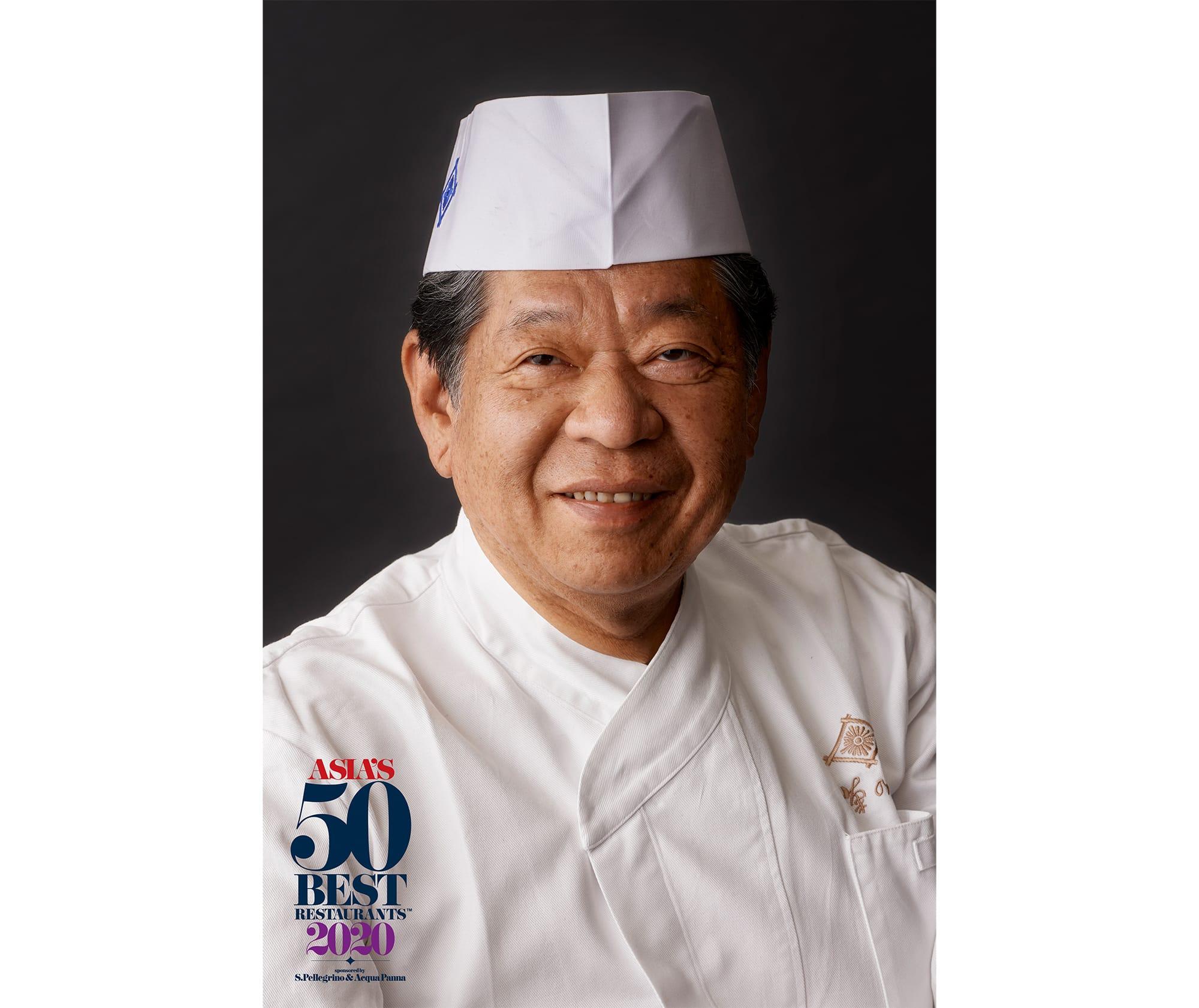 NPO「日本料理アカデミー」を創設するなど、日本料理のプレゼンス向上と次世代の料理人の育成に尽力してきた村田吉弘。