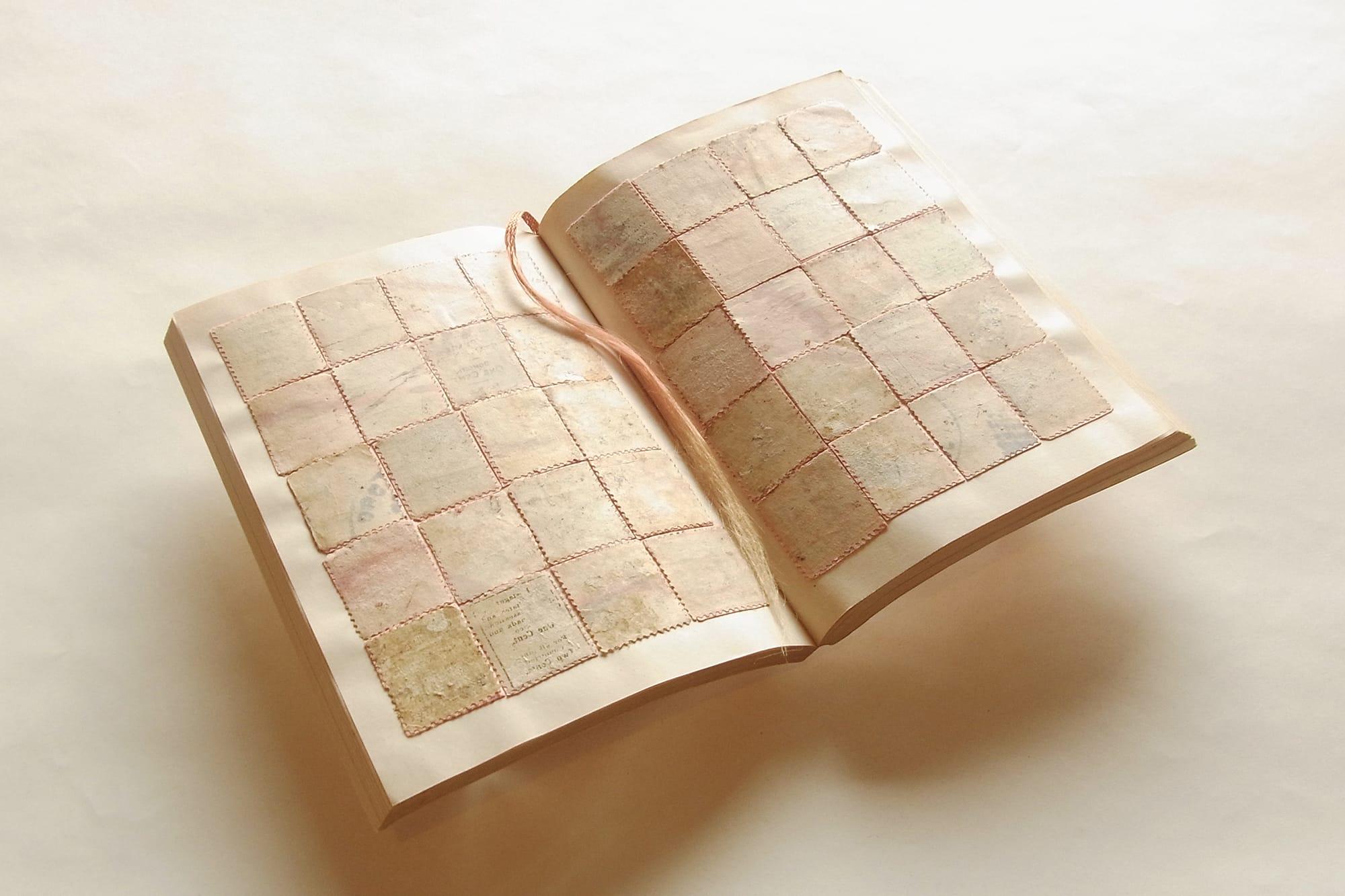 福田尚代《ラ・シャット・エマイヨールへの手紙》2009-2019年 作家蔵 © Naoyo Fukuda, courtesy Yukiko Koide Presents