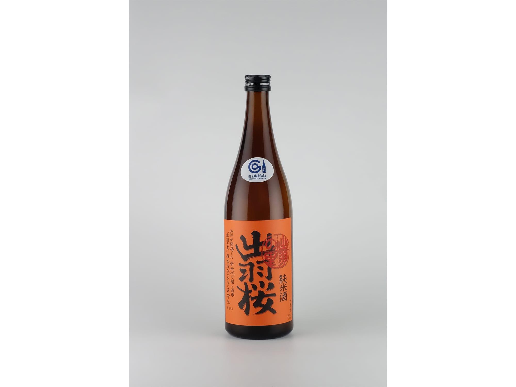 「出羽桜 出羽の里」720ml 1,300円(税抜)