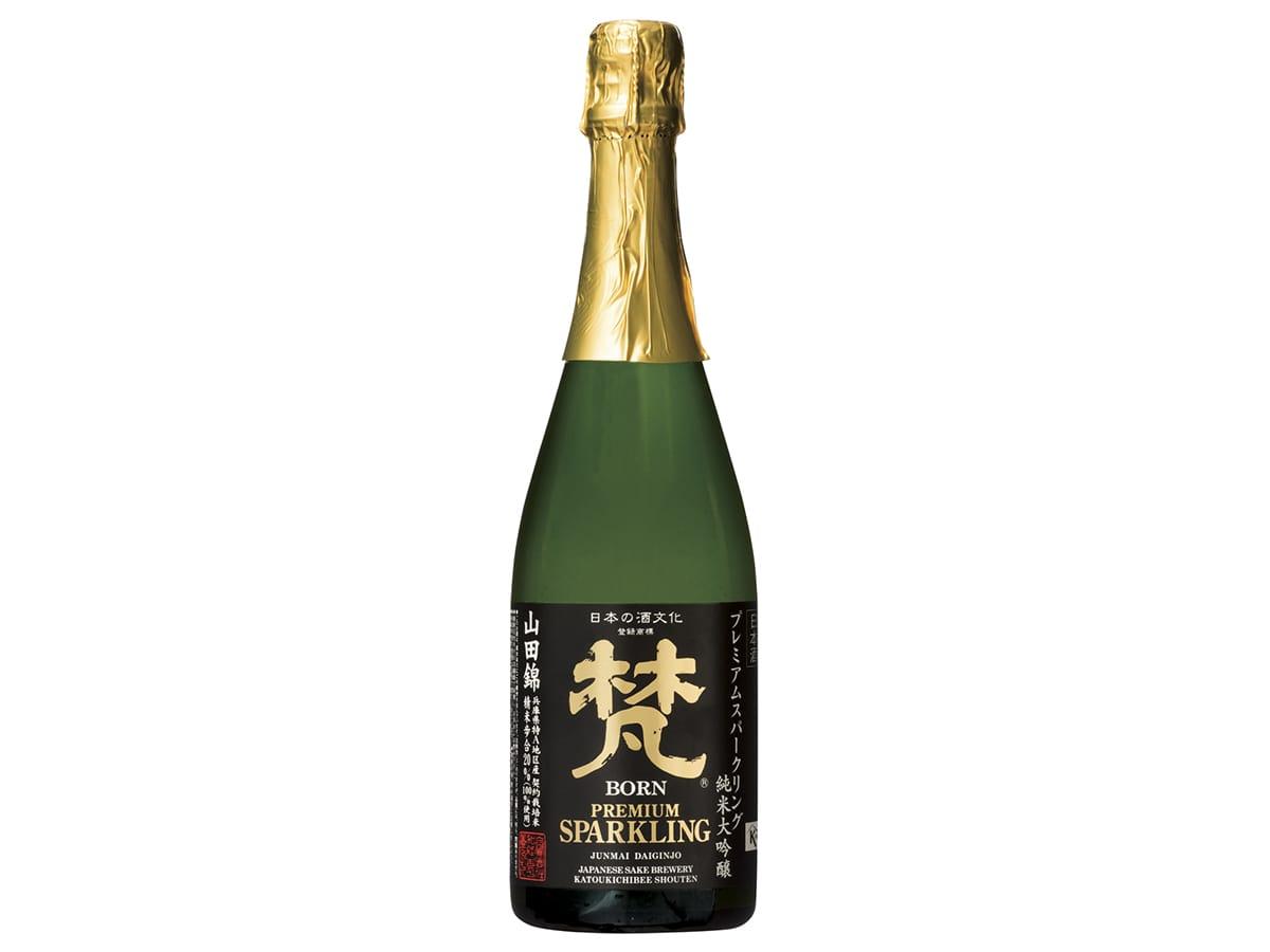 「梵・プレミアムスパークリング」750ml 7,000円(税抜)