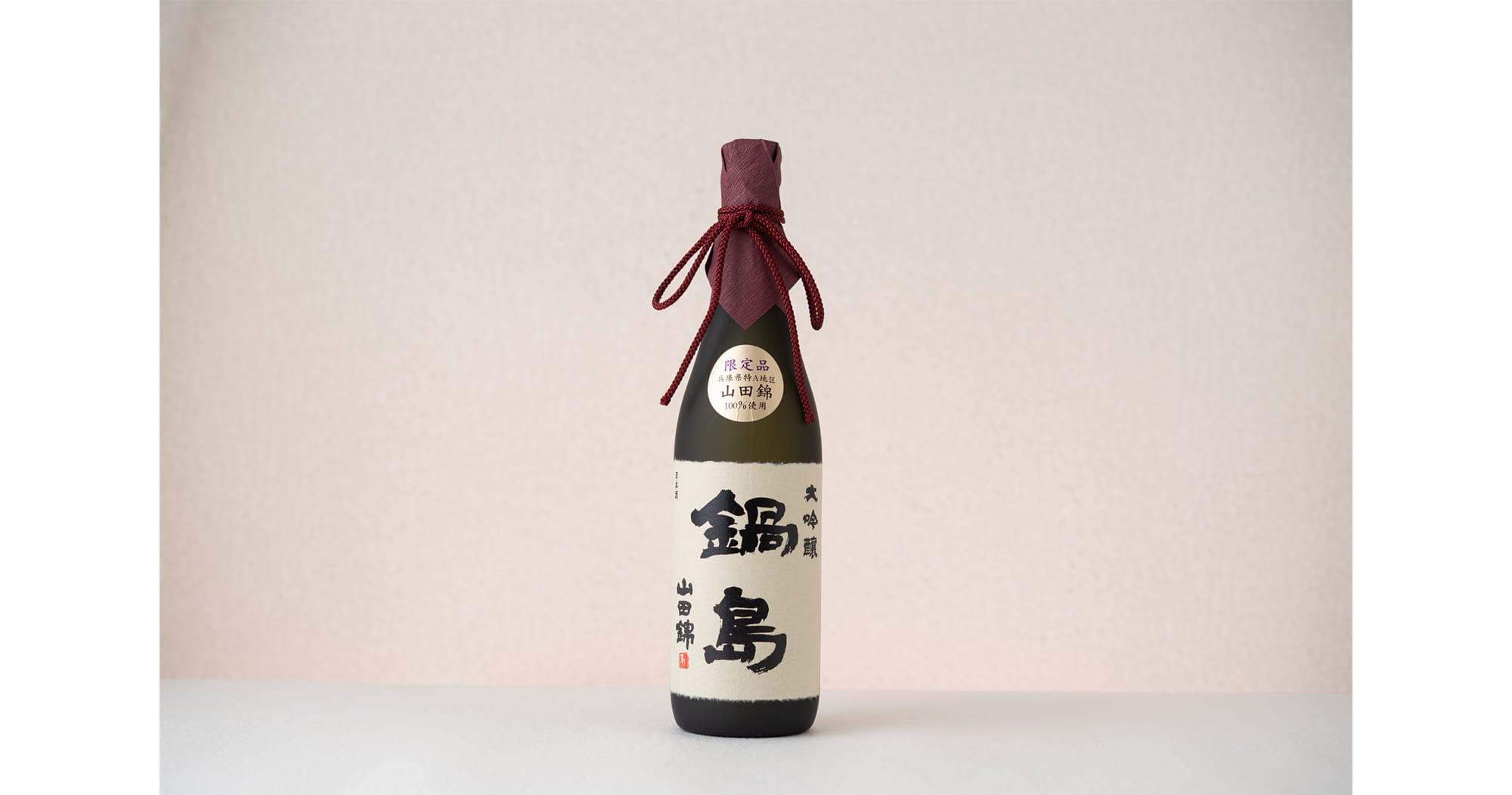 「鍋島 大吟醸」720ml 3,000円(税抜)