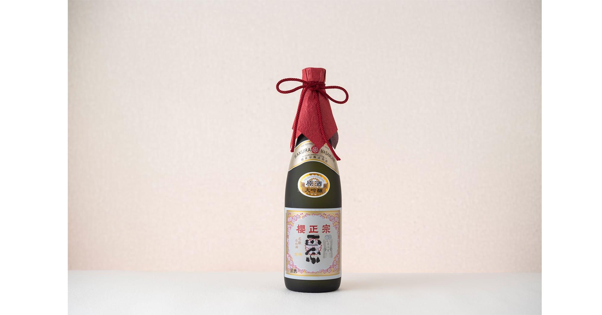「金稀 大吟醸 原酒」720ml 4,000円(税抜)