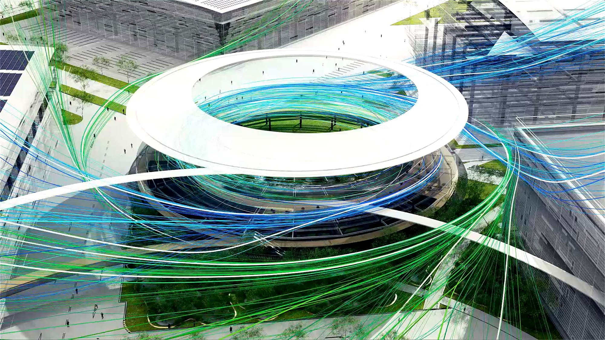 神奈川県相模原市に先進的な物流施設5棟を「GLP ALFALINK 相模原」として開発。ブランドコンセプト、ネーミング、ロゴデザインおよび建築・空間デザインディレクションを佐藤可士和が手掛けた。今までの物流施設の枠を超え、ビジネスの機会を創造するプロフィットセンターとなる。