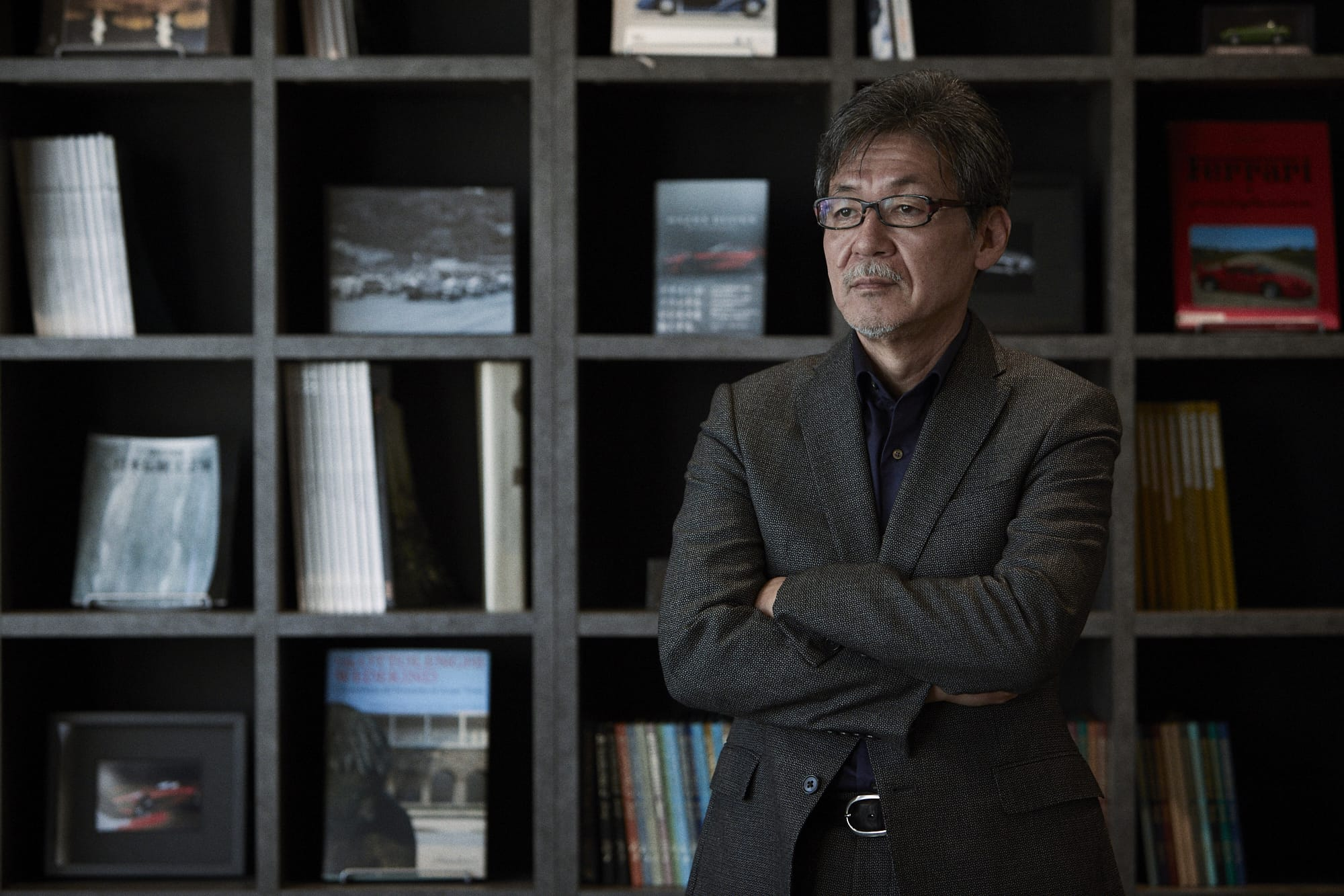 2019年10月31日公開しているPremium Japan「MAZDA~デザインで世界を変える(前編)」より。前田育男   Ikuo Maeda     マツダ株式会社 常務執行役員 デザイン ブランドスタイル担当。