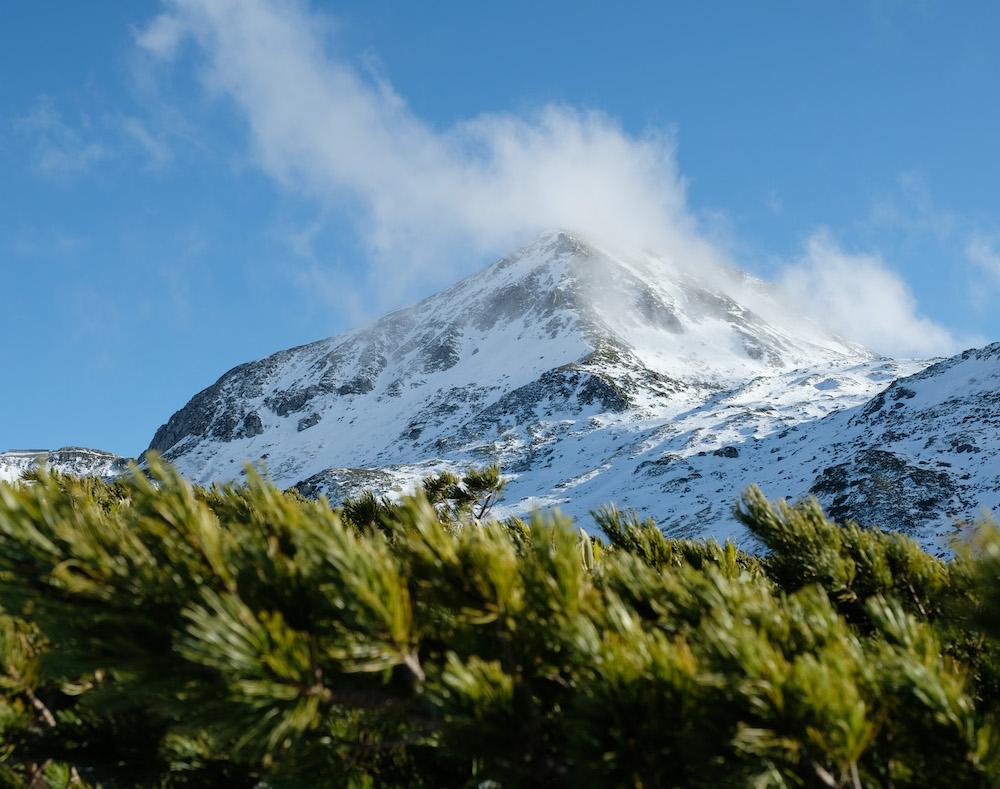 雄大な立山連峰を望む富山県立山町白岩。この地に建築家・隈研吾の設計によるコンテンポラリーな酒蔵「白岩」が2021年完成する。