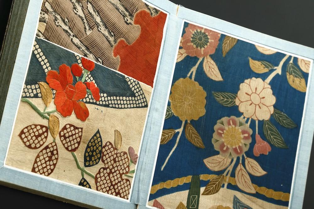 京都の古美術商であり、染織史家であった野村正治郎が蒐集した近世の染織品コレクションの中から「古裂帖」などを紹介する。