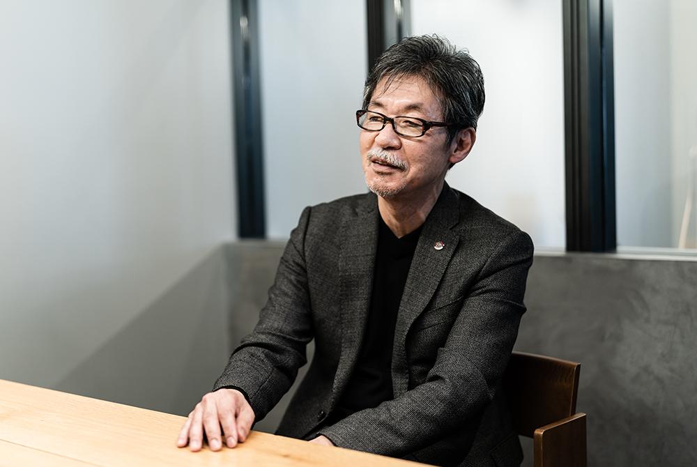 マツダ 常務執行役員 デザイン ブランドスタイル担当 前田育男氏