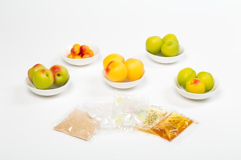 梅と砂糖単品でも販売