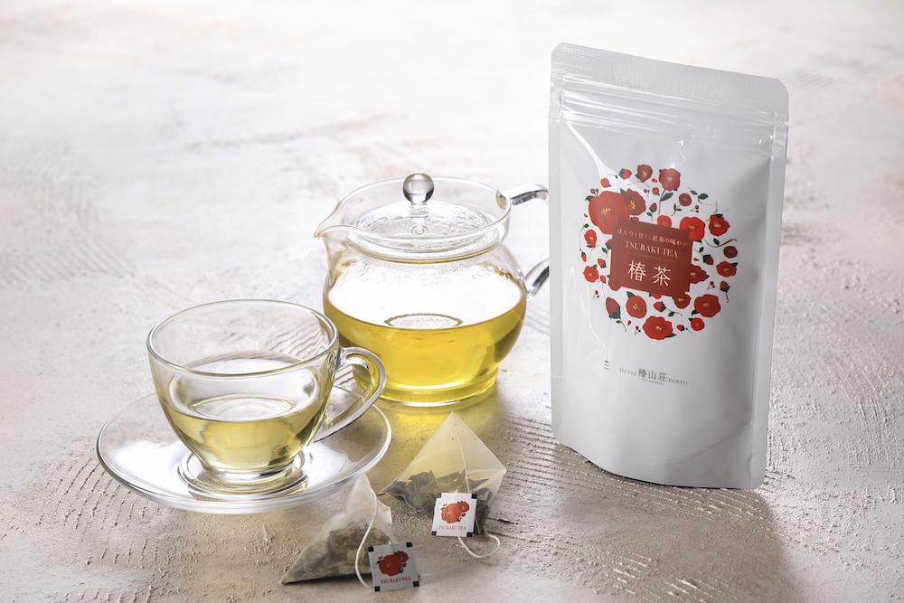 椿茶 ティーバッグ