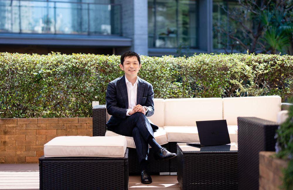 VAIO株式会社 代表取締役社長 山本知弘