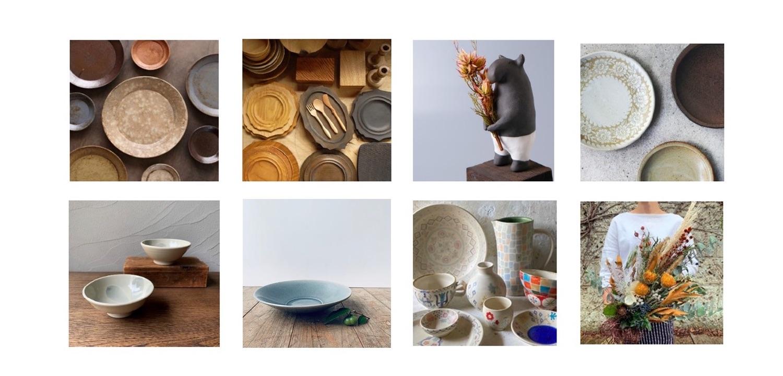 益子WEB陶器市の作品