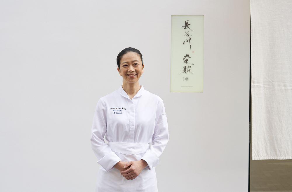 志摩観光ホテル総料理長 樋口シェフ