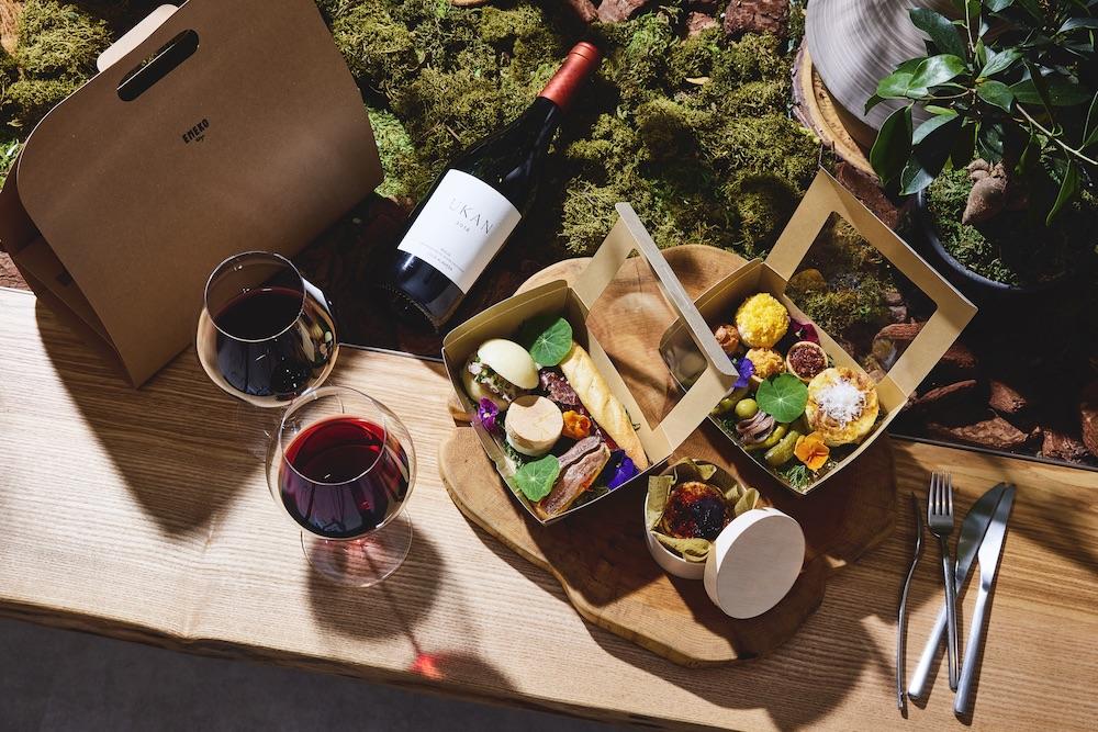 エネコ東京のピクニックボックス