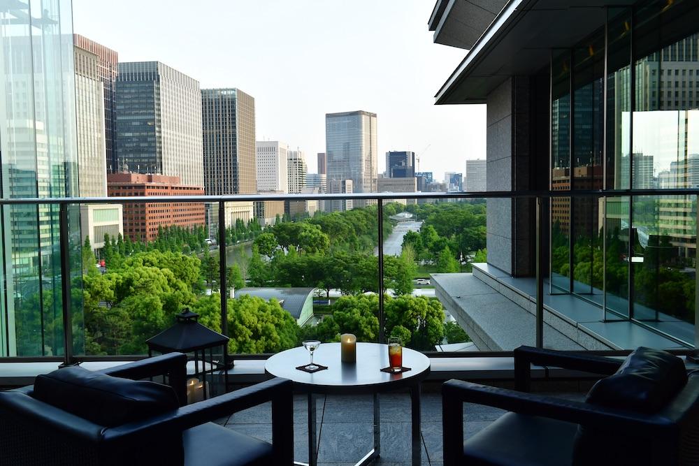 パレスホテル東京 ラウンジバー プリヴェ