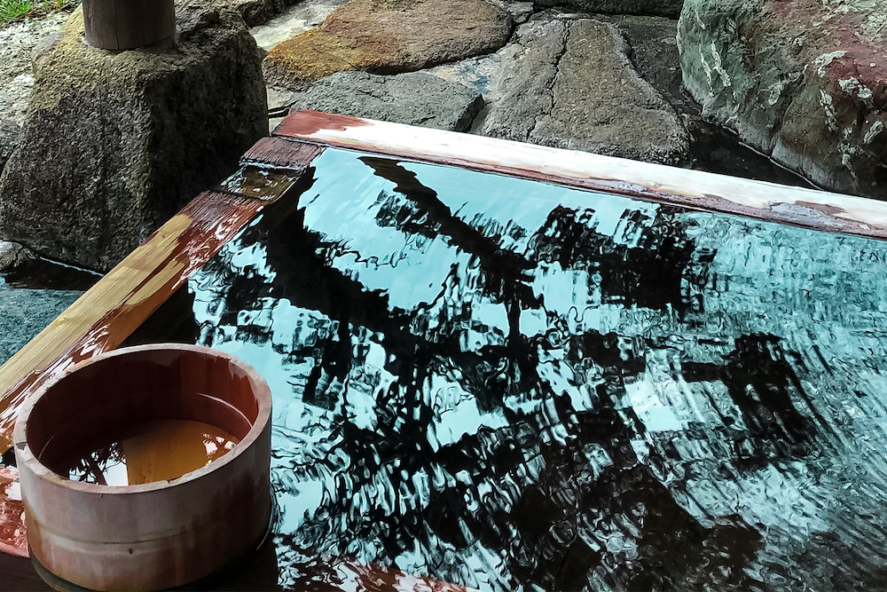 赤沢旅館 温泉