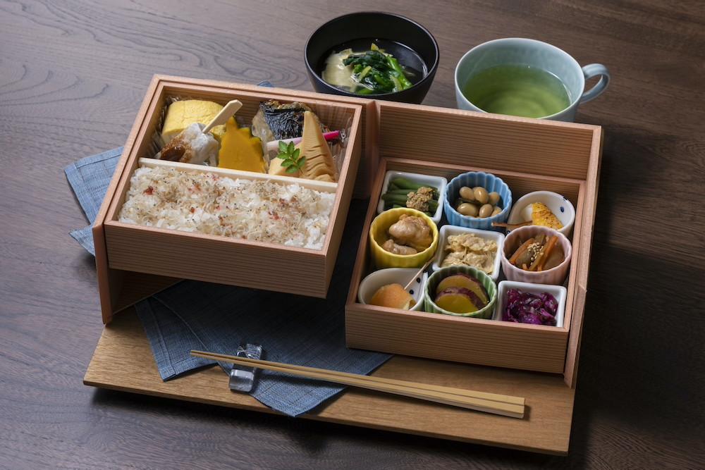 カンデオホテルズ京都烏丸六角 朝食