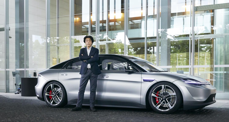 ソニーグループ株式会社常務 AIロボティクス担当 AIロボティクスビジネスグループ 部門長 川西泉
