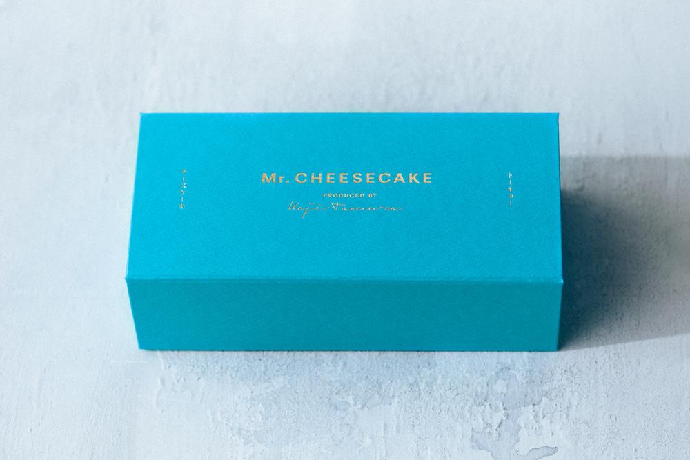 チーズケーキボックス