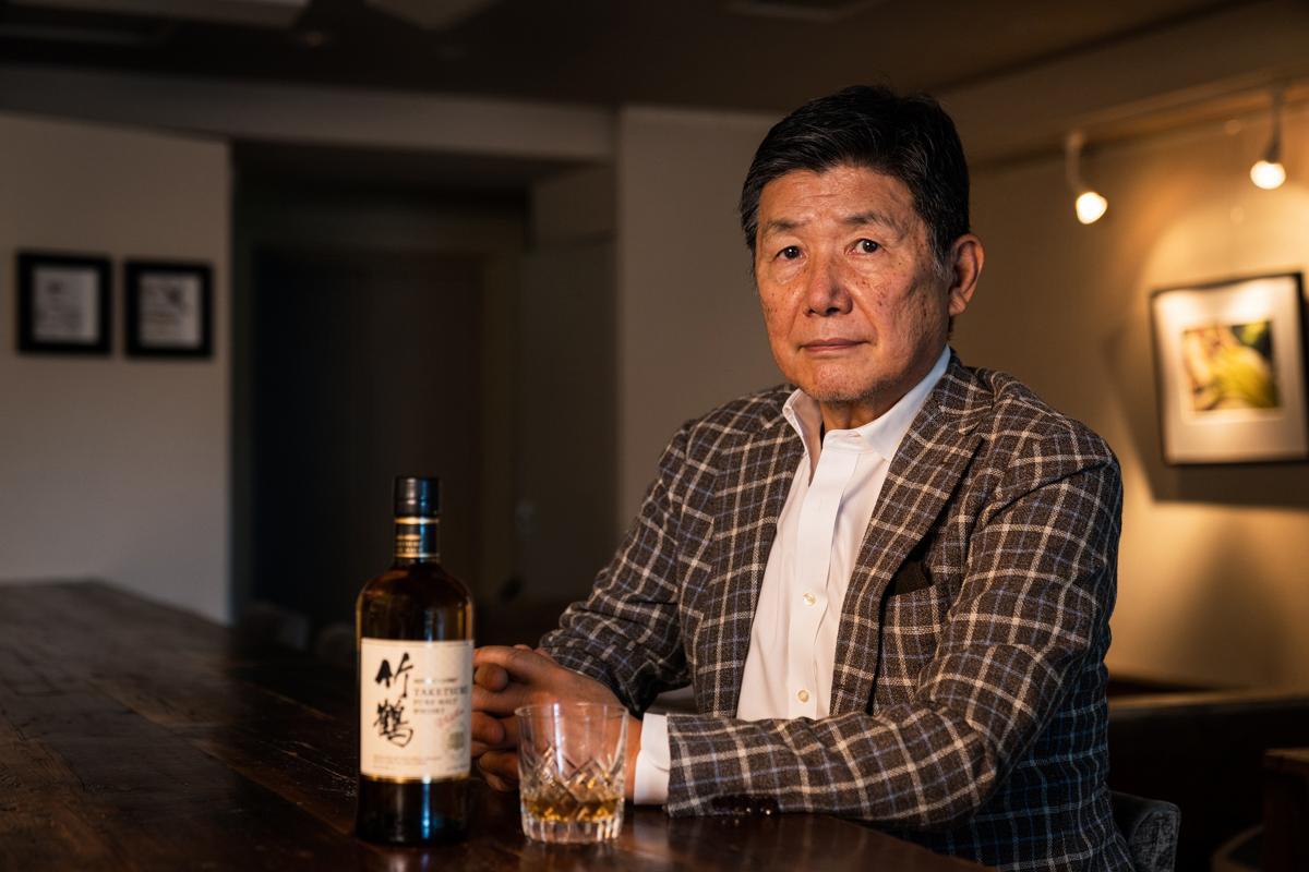 「竹鶴ピュアモルト」は日本のみならず海外でも人気が高い。政孝が亡くなった後、「ブレンデッドウイスキーのように飲みやすいモルトウイスキー」をコンセプトに開発された。