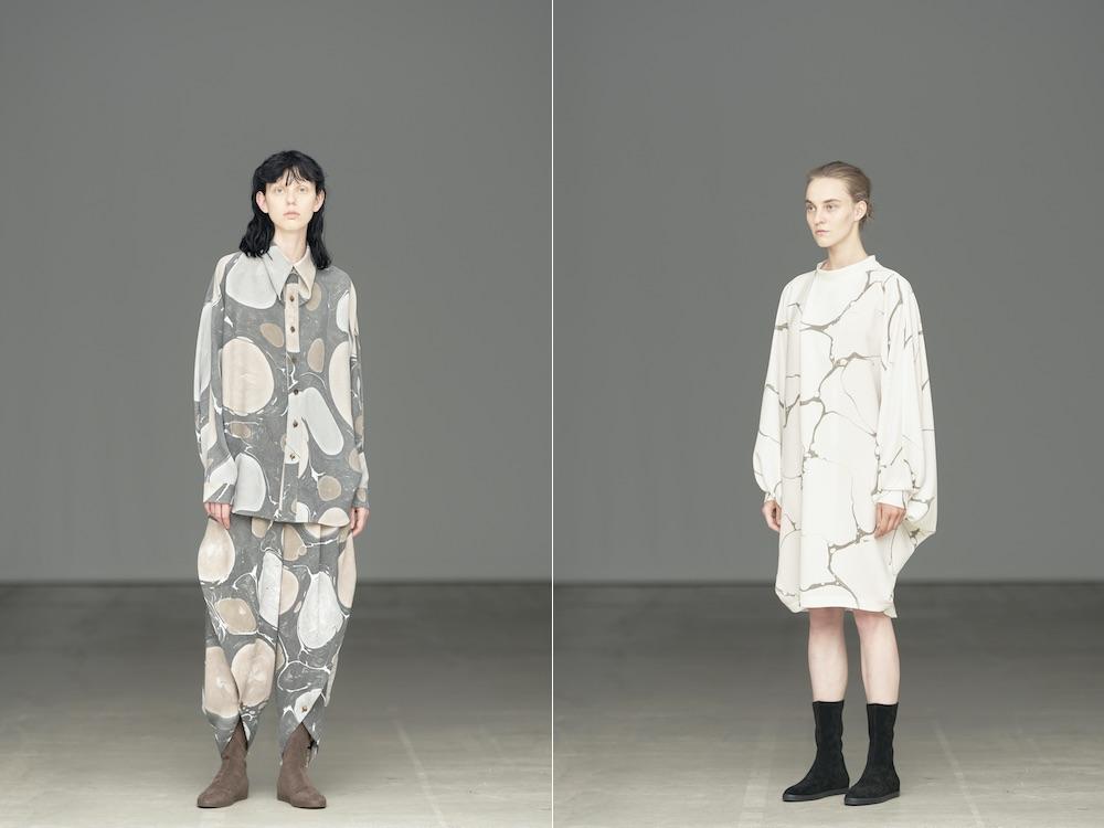 ISSEY MIYAKE 2021/22年秋冬コレクション