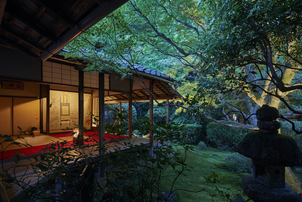 妙心寺桂春院 侘の庭